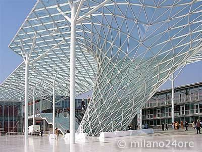 Mailand Messe by Milan Trade Fair Exhibition Centers Fieramilano And