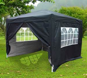 10 X 10 Enclosed Canopy by 10 X 10 Fully Enclosed Pop Up Party Tent Gazebo Canopy