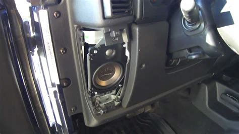 Tweeter Embassy By Jk Audio diy how to install speakers in a jeep