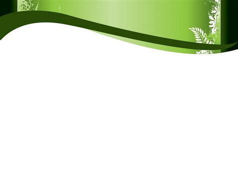 backgrounds for powerpoint presentations green swirl ppt green ivy swirl powerpoint templates black border