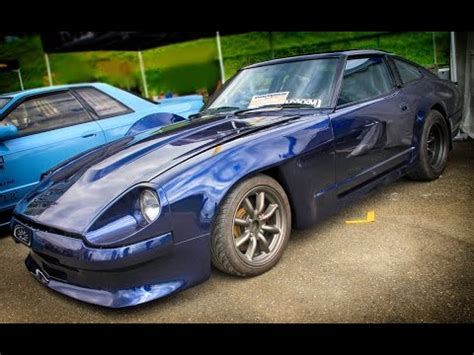 fairlady z custom nissan fairlady z s130 custom car youtube