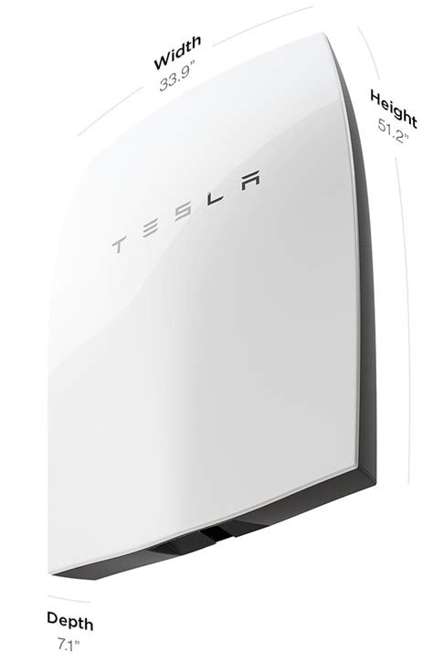 Tesla Battery Backup What The Tesla Powerwall Home Battery Means Inexpensive