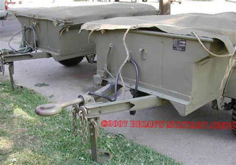 Ww2 Jeep Trailer For Sale Jeep 1 4 Ton Trailer Page Willys Mbt Bantam T 3 M 100