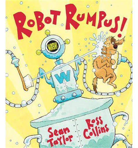 robot rumpus sean taylor 9781849396608