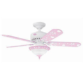 pink and white ceiling fan top 25 best pink ceiling fan ideas on pinterest ceiling