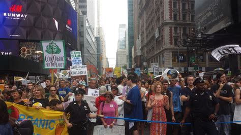 New York Küche Und Bad by S Climate March In New York City My Bad Side