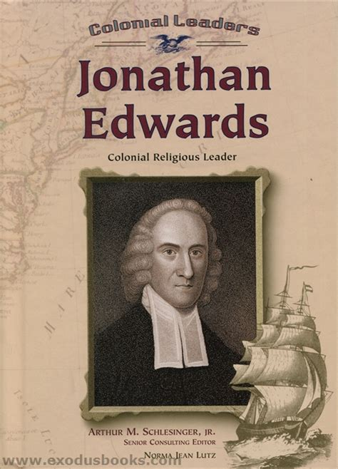 jonathan edwards exodus books