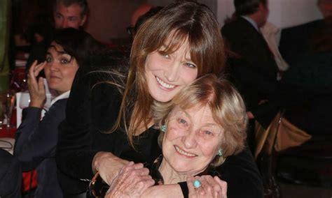 valeria bruni tedeschi madre la mamma di carla bruni svela i segreti di famiglia
