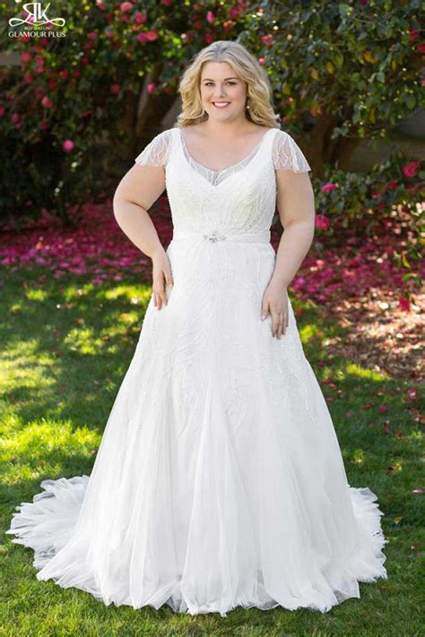 Wedding Dress For Big Arms plus size perfection wedding dresses for those problem