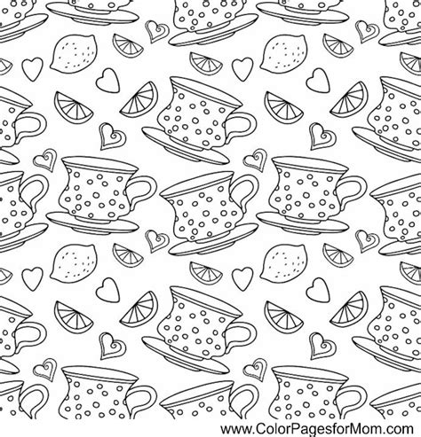 coloring pages for adults coffee coloring pages for adults coffee coloring page 24