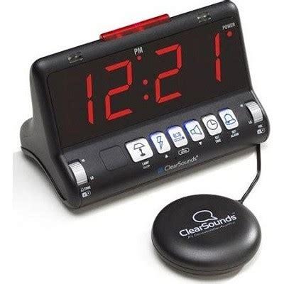 Alarm Hc buydig clearsounds shakeup to wakeup alarm clock