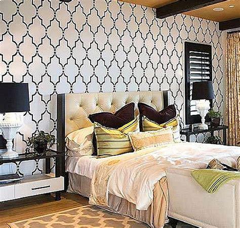 stencil ideas for bedroom decorative paint techniques for bedroom walls