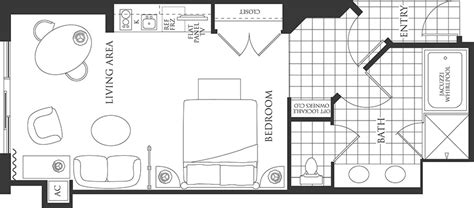 Mgm Signature One Bedroom Balcony Suite Floor Plan by Salon Suite Floor Plans Suite Free Home Plans