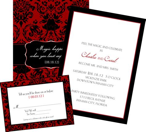 6 things not to forget on your wedding invitations get - Wedding Invitation Rsvp Date