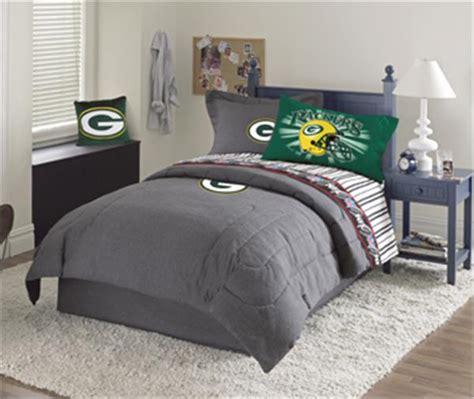 green bay packers bedding green bay packers denim comforter sheet set combo