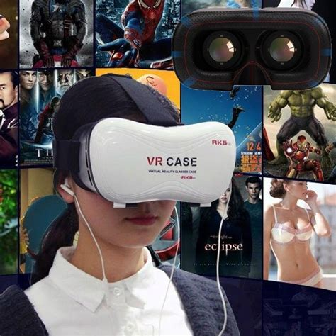 Vb16 Mini Vr Box Reality Cardboard For Smartphone vr box vr reality 3d glasses cardboard for smartphone cf china