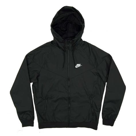 Jaket Nike Black nike mens jacket black lera sweater