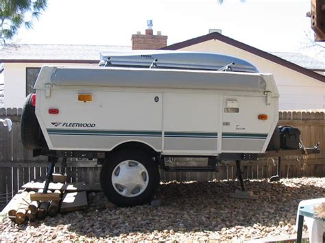 pop exles converting a pop up tent trailer for mild road use