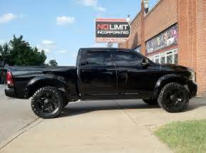 Dodge Ram Rims Dodge Ram With Xd Wheels No Limit Inc
