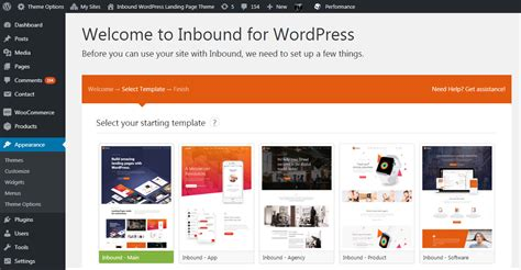 tutorial design landing page how to create a landing page in wordpress using the