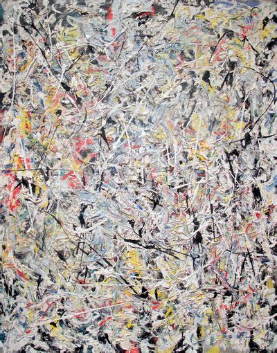 Jackson Pollock White Light by 1000 Images About Pollock On Jackson Pollock