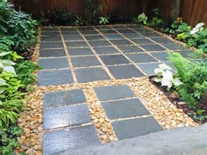 increase your backyard look with backyard pavers ideas