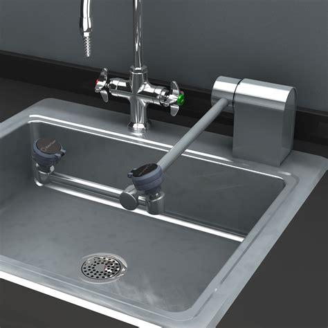Faucet Mounted Eyewash Station Ew899 Watersaver Faucet Co