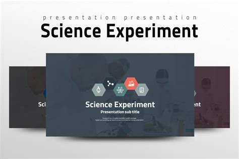 design experiment ppt science experiment ppt by goodpello design bundles