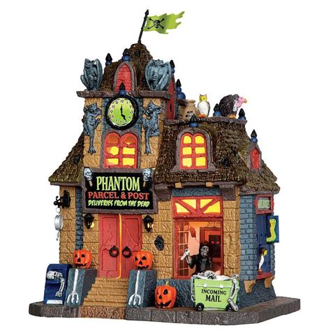 lemax halloween houses 180 best images about spooky town collection on pinterest