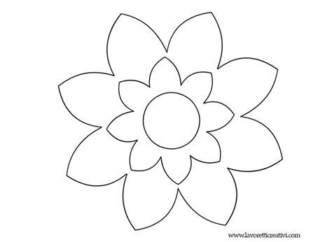immagini di fiori da disegnare immagini fiori da colorare wellredpress