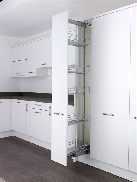 larder section kitchen larder pull out kesseb 246 hmer classic larder pull out full