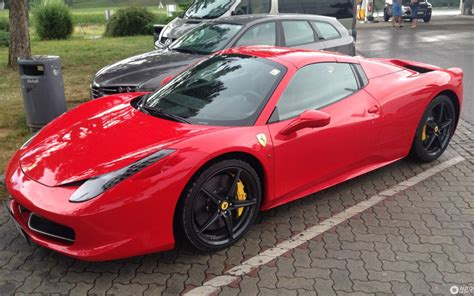 Win A Ferrari by Ferrari 458 Spider 5 Enero 2018 Autogespot