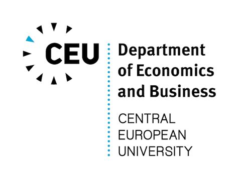 Central European Mba Requirements by Schools And Departments Central European