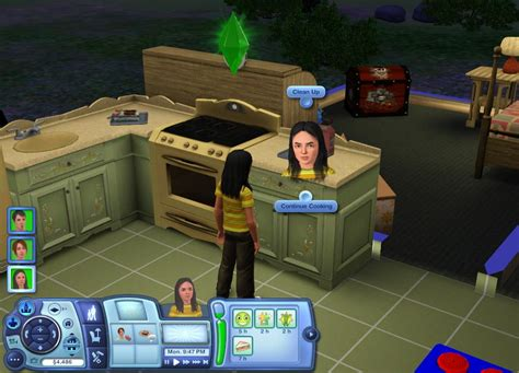 download mod game the sims 3 mod the sims children can make meals sims 3 showtime