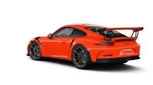 Porsche 911 Configurator Porsche 911 Gt3 Rs Configurator Goes Live Picture 620695