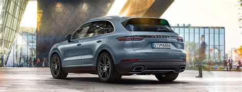 Porsche Financial Services by Performance Leasing Cayenne Aktuelle Leasingangebote
