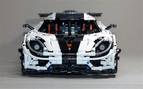 koenigsegg one 1 logo moc koenigsegg one 1 lego technic mindstorms model