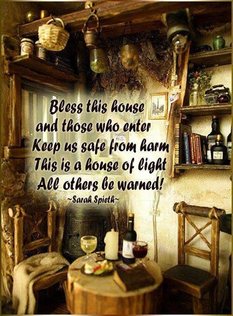 themes in this blessed house chants blessing house home blessing wicca pinterest
