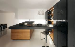Modern Kitchen Cabinets by 25 Modern Kitchens In Wooden Finish Digsdigs