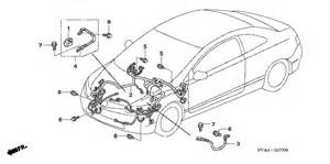 E Honda Parts Honda Store 2008 Civic Wire Harness 1 Parts