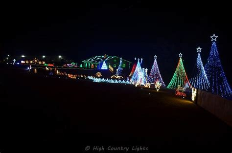 tanglewood carolina lights lights a tradition 171 visit mayberry