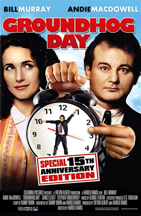 groundhog day where filmed groundhog day dvd release date