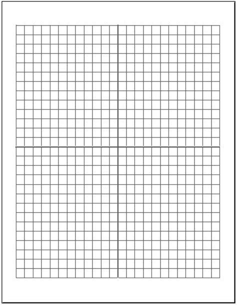 Galerry printable numbered coordinate plane graph paper