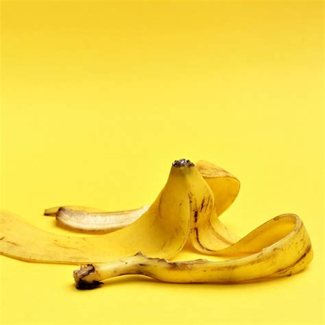 Banana Peel this is why you should be banana peels seriously