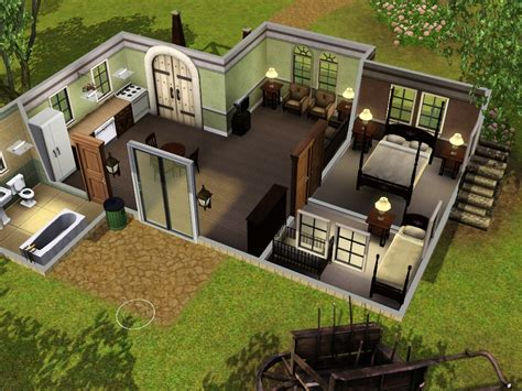 Sims 3 Simple House Plans Sims 3 Mansion Floor Plans Ahscgs