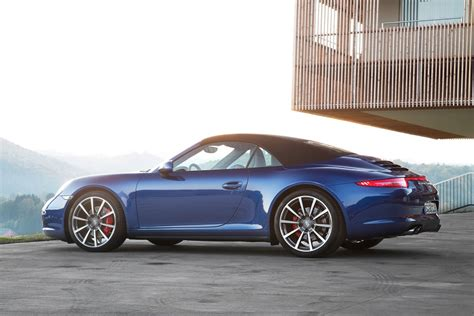 Porsche 911 Cabrio 4s by Porsche 911 4s Cabriolet Reviewed Pursuitist