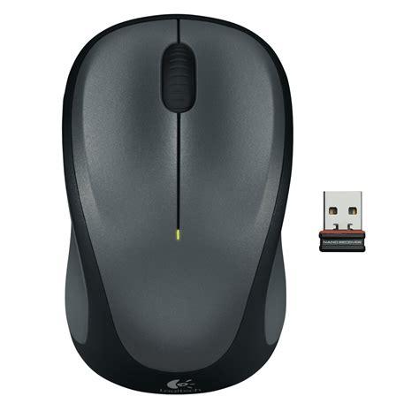 Agen Logitech Mouse Wireless Reward 2016 Logitech 2090248 Wireless Mouse M235 At The Guys