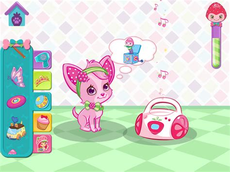 strawberry shortcake puppy palace strawberry shortcake puppy android apps on play