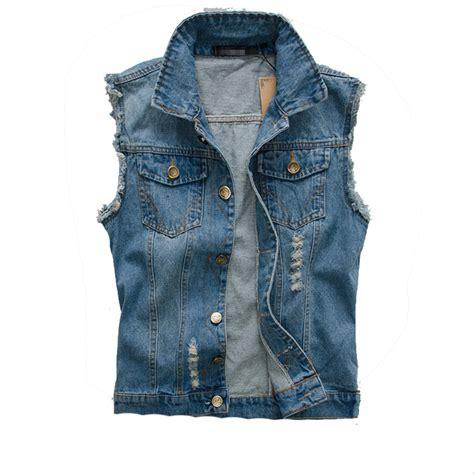 Jeand Washed Vest Fit L ᗖdimusi 2017 mens denim ヾ ノ vest vest vintage sleeveless washed waistcoat