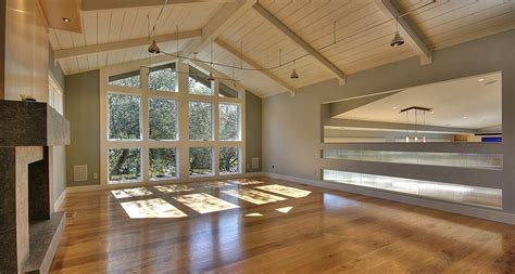 Great Rooms With Vaulted Ceilings by Los Altos Whole House Remodel